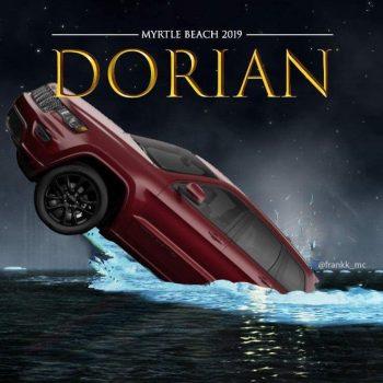 The RedJeepDorian - Titanic Meme